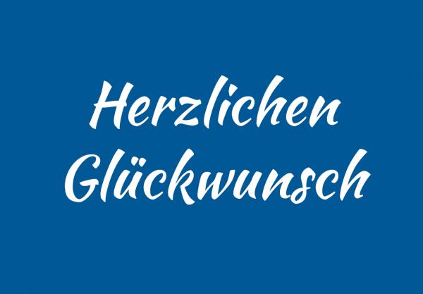 """Lieblingstasche.de Gutschein """"Herzlichen Glückwunsch"""""""