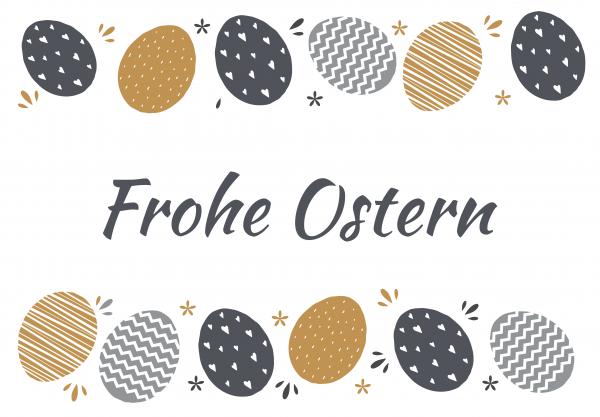 """Lieblingstasche.de Gutschein """"Frohe Ostern"""""""