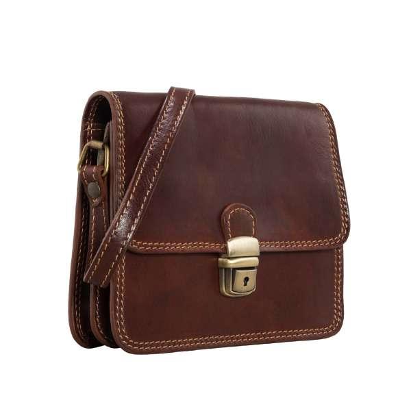 Überschlagtasche 5516 (cognac)
