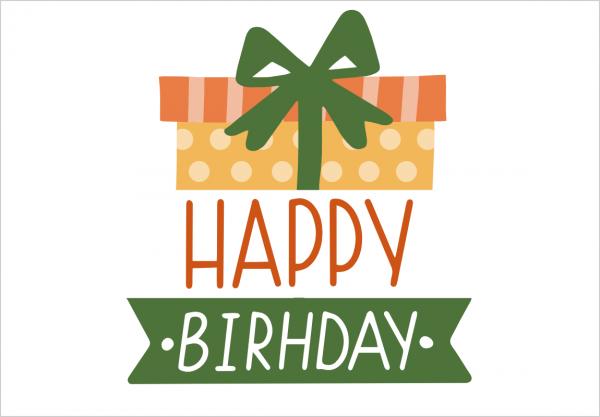 """Lieblingstasche.de Gutschein """"Happy Birthday Geschenk"""""""