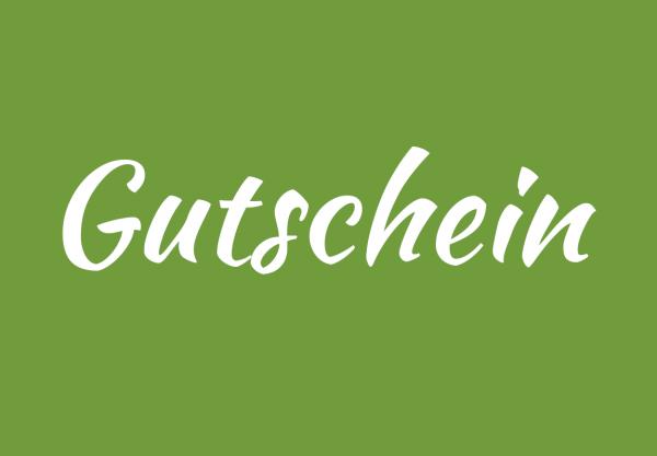 """Lieblingstasche.de Gutschein """"Gutschein"""""""