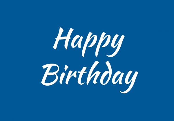 """Lieblingstasche.de Gutschein """"Happy Birthday"""""""