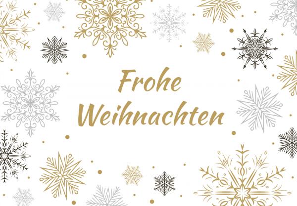 """Lieblingstasche.de Gutschein """"Frohe Weihnachten"""""""