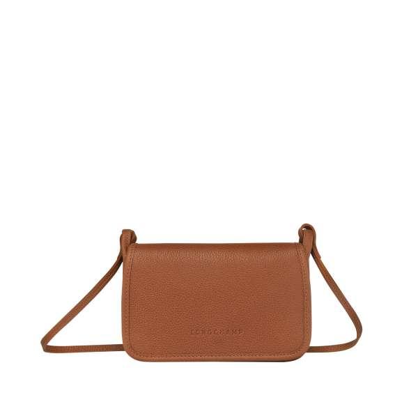 Longchamp Le Foulonné Wallet on chain