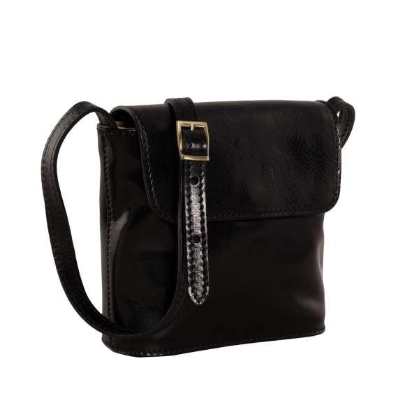 Überschlagtasche 5523 (schwarz)