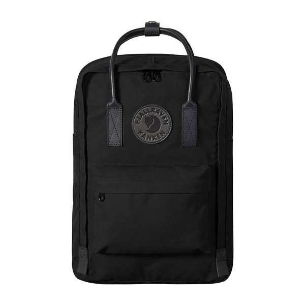 """FJÄLLRÄVEN Kånken No. 2 Laptop 15"""" Black"""